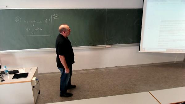 Física 1. Lección 3, Problema complementario 4