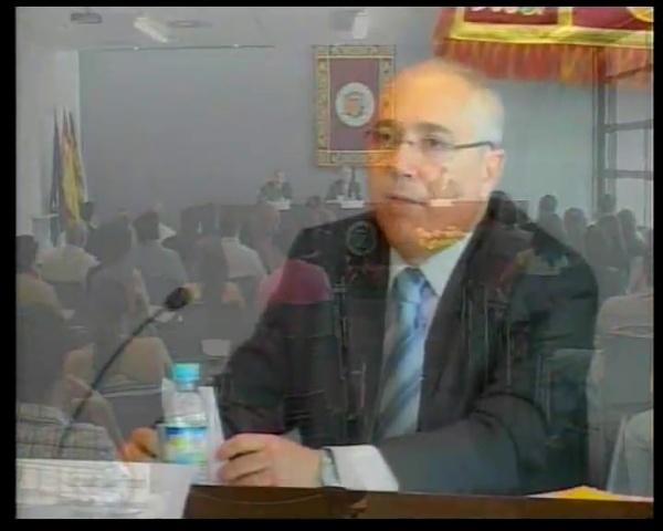 Toma de posesión de E. Masiá como Director de la EPSA