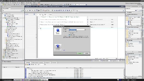 Lenguaje SCL: temporizadores y contadores en TIA Portal V15 1