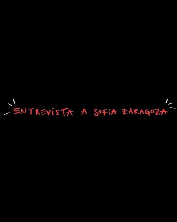 Koiné Producciones: Entrevista a Sofía Zaragoza