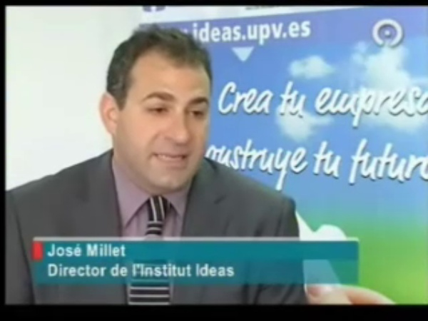 Instituto IDEAS en Canal 9
