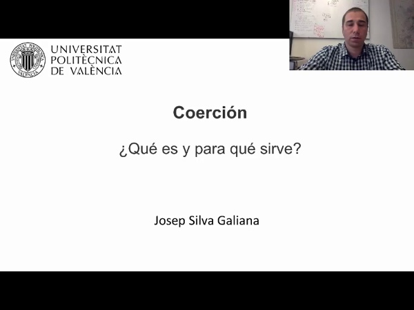 Coerción ¿qué es y para qué sirve?