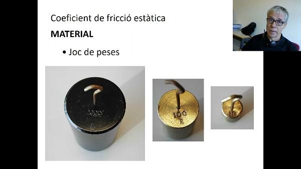 Coeficient de fricció estàtica V