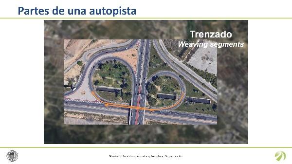 Niveles de servicio en autovías y autopistas_segmentación