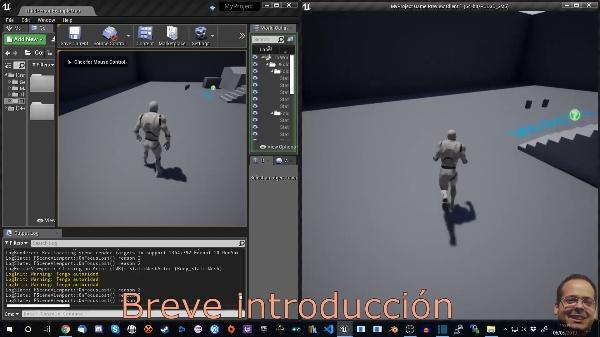 Unreal Engine - Teletransporte en multijugador