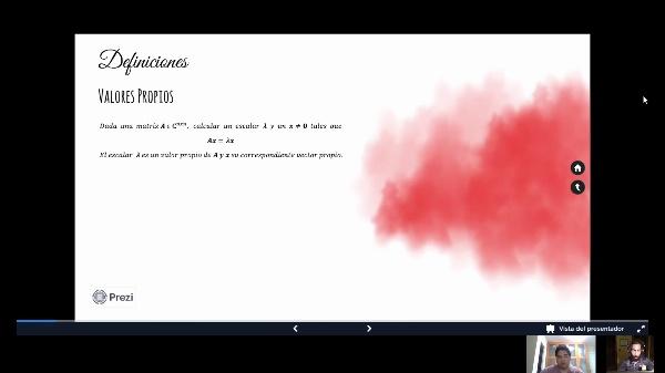 Calculo de Autovalores mediante el Algoritmo QR para matrices Sparse