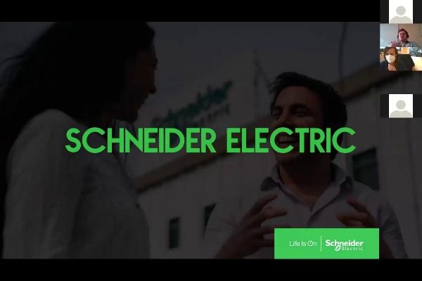 Match Empleo 2021. Schneider Electric