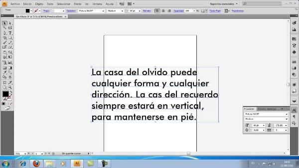 Illustrator CS4. Texto3