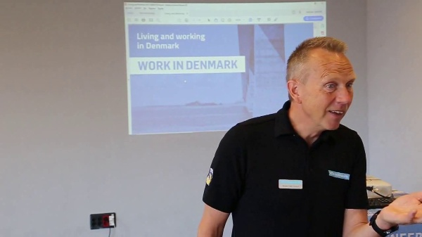 Trabajar en Dinamarca 2019. Eures 2019.