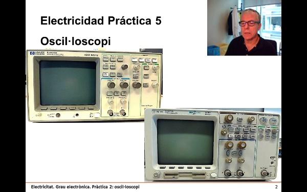Osciloscopio C