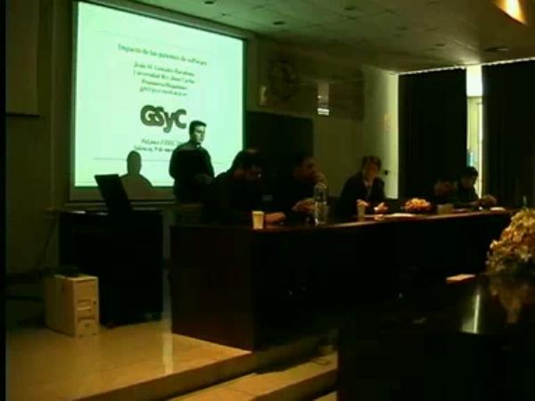 Seminario Impacto de las patentes del Software (9 Mayo 2002)
