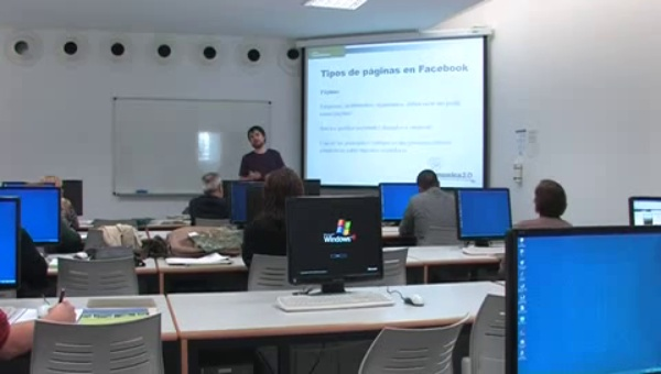 Reportaje espacios Campus de Gandia