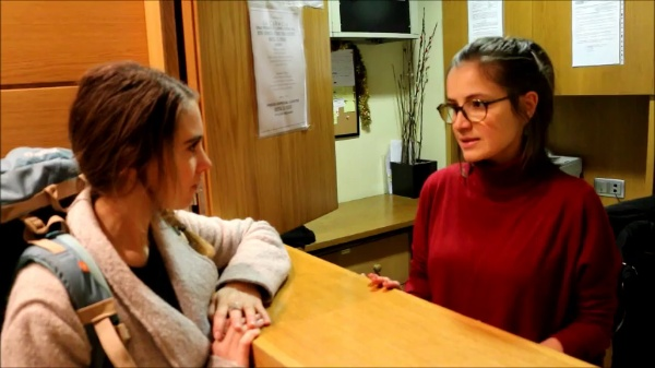 MOOC español para viajeros. Llegamos a nuestro destino