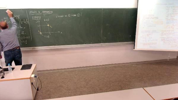 Física 1. Lección 4. Ejemplo fuerza electrostática