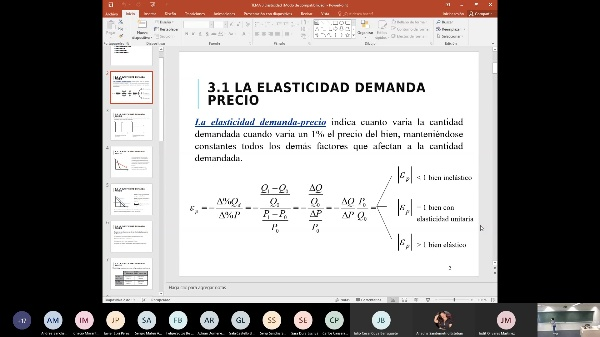 clase micro I 3 nov