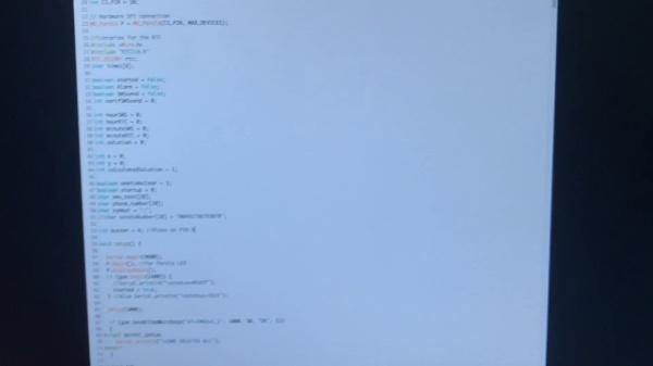 Proyecto: Despertador Matemático de Alexander Harms y Gösta Reissmann (Diseño de Sistemas Digitales)