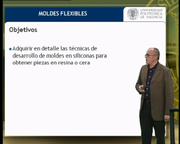 Moldes flexibles