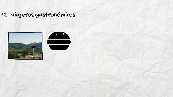 MOOC español para viajeros. Tipos de viajeros 2