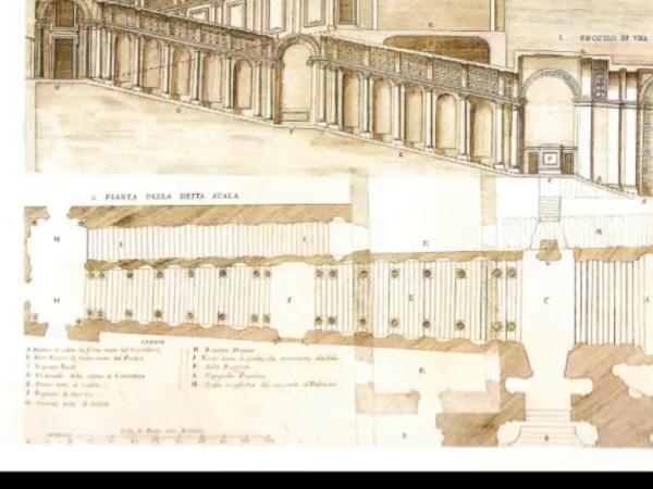 Bernini: La Scala Regia del Vaticano