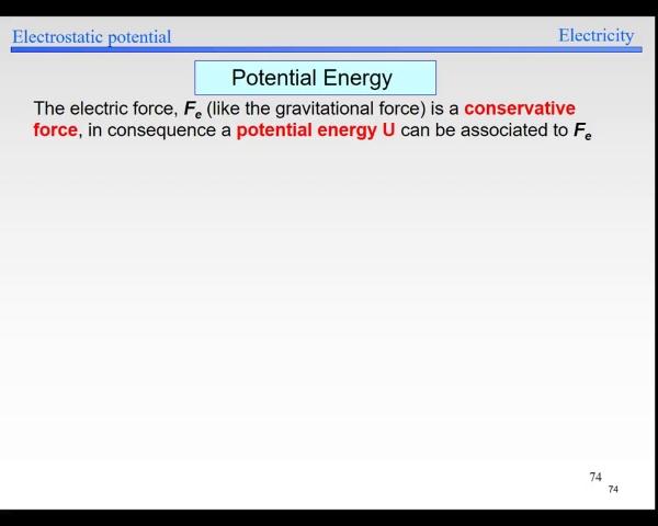 Elec-1-Potential-S74-Potential definition