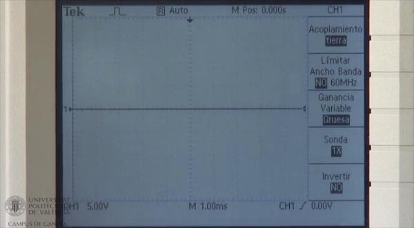 Generador de Funciones. Offset, Simetría y Atenuación 20 dB (parte 3 de 8)
