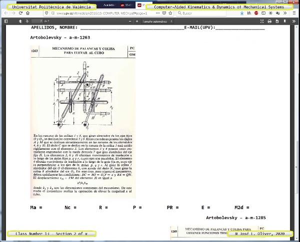Tecnología de Máquinas -TM - 2020 - Clase 13 ¿ Tramo 2 de 6