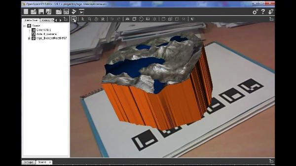 OpenSpace3D prueba