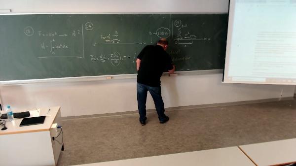 Física 1. Lección 3, Problema complementario 5