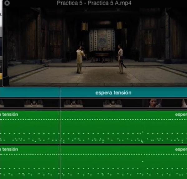 Práctica 5 A - Screen Flow