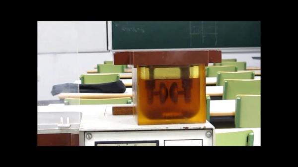 Comprobación rigidez dieléctrica de materiales aislantes