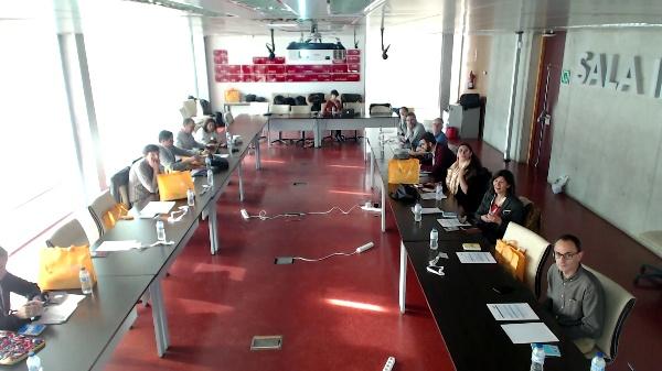 SPOC Gestión de MOOC. Presentación miembros hispanohablantes edX