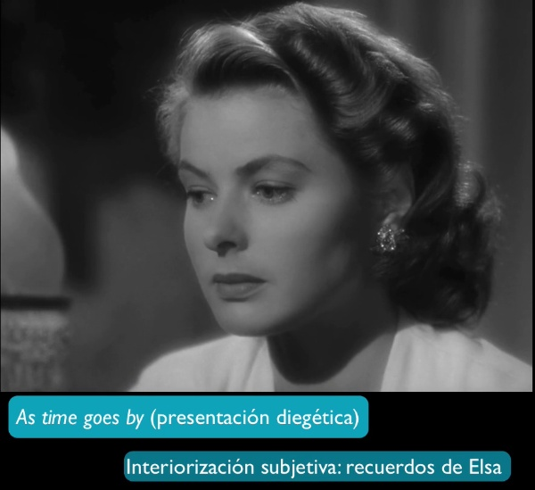casablanca as time goes by diegetic