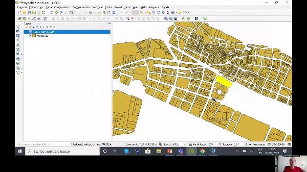 Importar datos desde QGIS a PostGIS