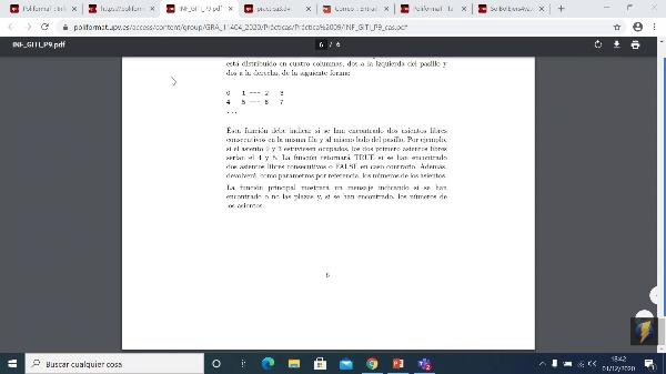 Vídeo introducción Informática - Práctica 9 2020/21