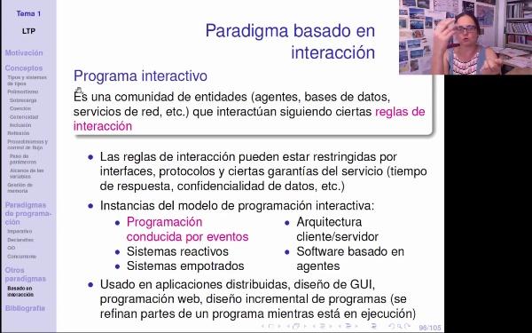 LTP - Tema 1 - Otros paradigmas