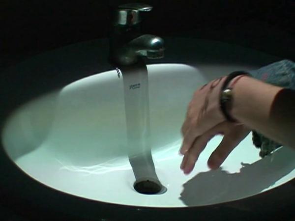 Lavabo interactivo- Blanca Gimenez