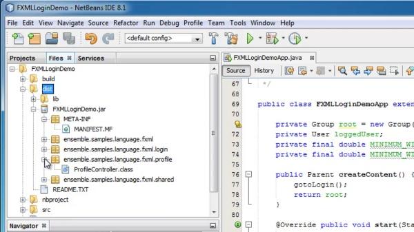 Exportando proyectos en NetBeans y creando JAR ejecutables