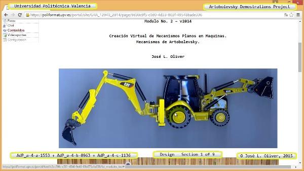 Creación Virtual Mecanismos a-4-1553-0963-1136 con Solidworks - 1 de 9