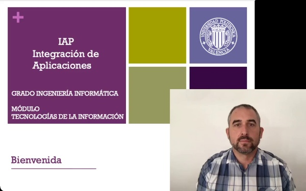 IAP 2020/21 - Bienvenida