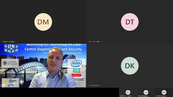 DSN2020 - Workshop on Data-Centric Dependability and Security - Session 1 - Keynote - Worthy of Trust?