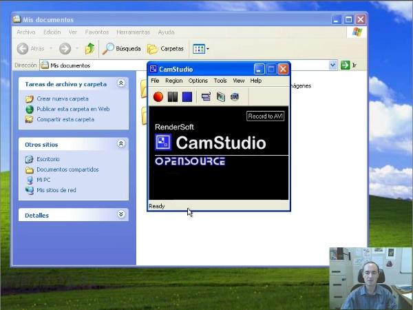 CamStudio: producción de videos de pantalla