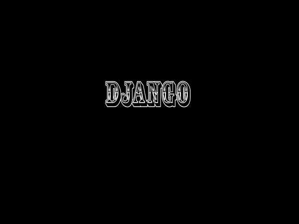 DJANGO DESENCHUFADO
