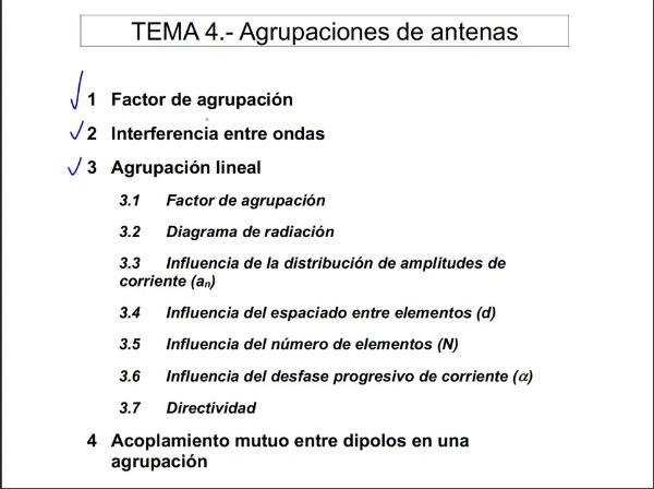 4.4.- Impedancias mútuas en dipolos