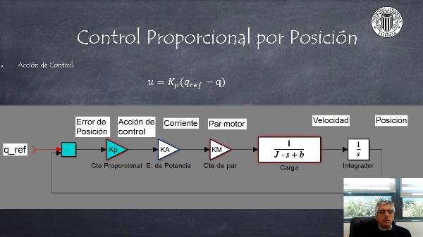 Modelado y Control de una Articulación V