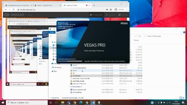 Renderizar un vídeo con Vegas Studio en su resolución original