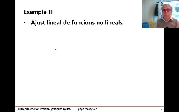 Tratamiento de datos experimentales: gráficas y ajustes C