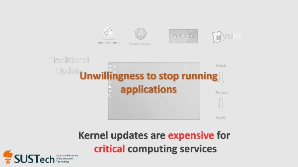 KShot: Live Kernel Patching with SMM and SGX