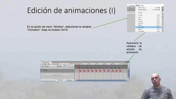 Transiciones en máquinas de estado en Unity3D