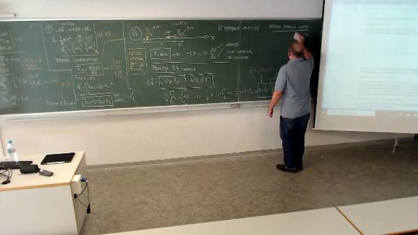 Física 1. Lección 2. Generalización trabajo a varias dimensiones