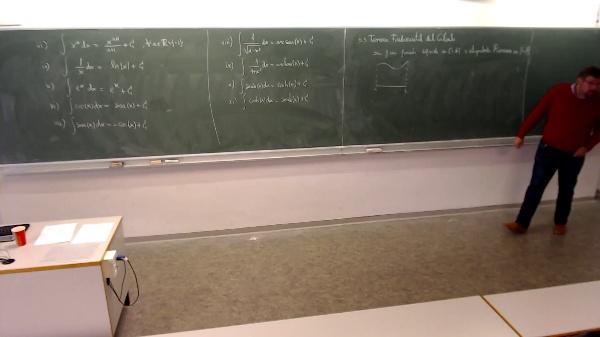 Matemáticas I-18-6-5.3 Teorema Fundamental del Calculo